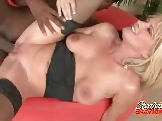 Bridgette Lee Blacked Hard!
