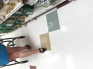 Milf Grocery Chase Sundress Pawg