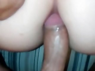 Poly bitch anal