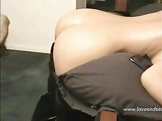 Sexy blonde sex doll is used for a good fuck WWW.LOVEANDSEXD