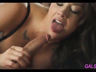 Lingerie Fuck Chanel Preston
