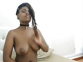 natural ebony goddess