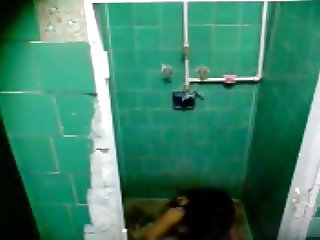 Carmen In The Shower Hidden Cam Clip