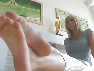 Perfect Blonde Soles