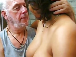 She Loves Old Men-2.cut 1 (#grandpa #old man #dad)