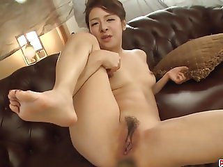 Premium porn with Asian amateur babe Nana Ninomiya