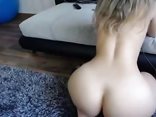 PWAG big round pale ass butt slin waist small tits