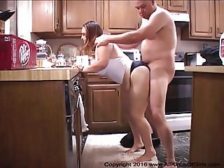 Big Butt Housewife Gets Ass Fucked BBW MILF