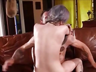 Slutty Emo Girl Lady Luna Fucked Hard