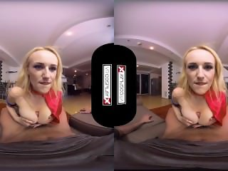 Supergirl POV HUGE TITS Milf Fucked Hard in VR Angel Wicky VRCosplayX com