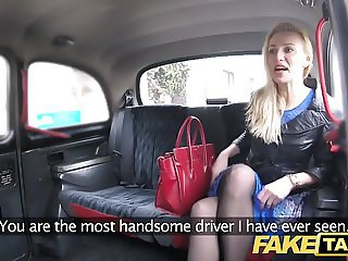Fake Taxi Horny milf wants midday fuck