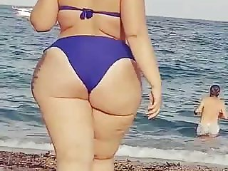 Big Ass In Bikini