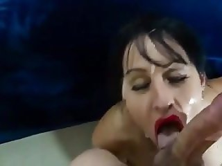 Do I Not Have Enough Cum On My Face?