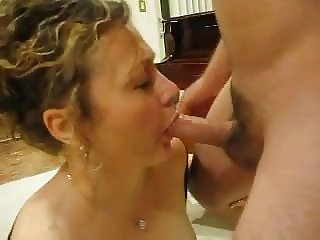 Lynn loves sucking young cock