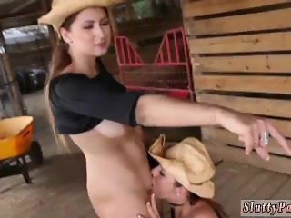 Husband  wife with pals RANCH AFFAIR