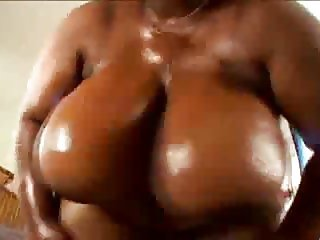 BBW BIG TITS SAGGY TITS EBONY GIRL SEX SCENE 4