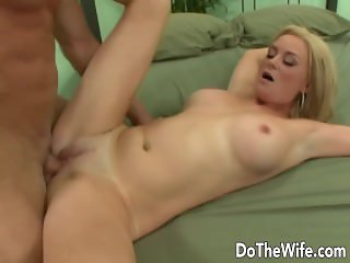 Camryn Cross takes big cock in front of husband