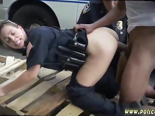 Skinny white anal I will catch any perp