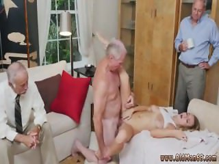 Russian old teacher first time Molly Earns