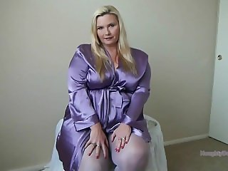 Purple pants PAWD strips and squirts