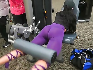 yes!!! fitness hot ASS hot CAMELTOE 113