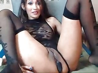 Cute mature poilue webcam