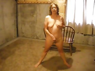 Maryland Housewife Striptease