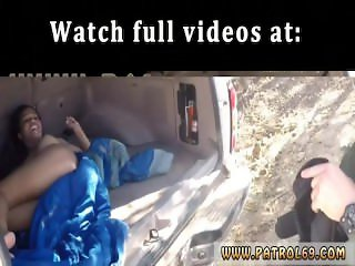 Fake cop rimming first time Horny border