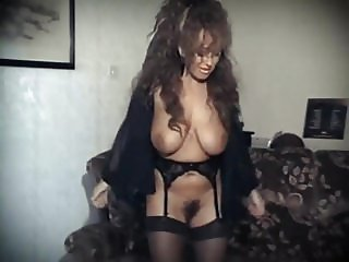 DEVOTION - vintage British big boobs dance strip