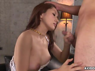 Cute Asian slut has a hot time getting fucked so well