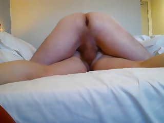 UK amateur milf buggered in airport hotel