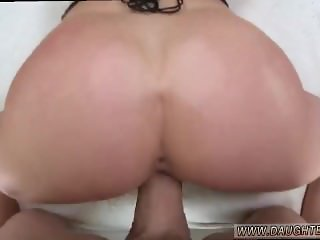 Dad fucks ally's daughter at home xxx