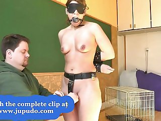 Jupudo.com - Slave Punishment Training Kinky