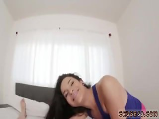Handjob facial hd Money Hungry pal's step