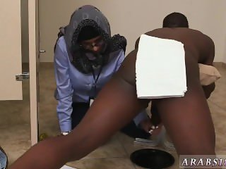 Arab girl virgin xxx Black vs White, My