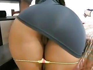 Aimee Black and Her Perfect Ass