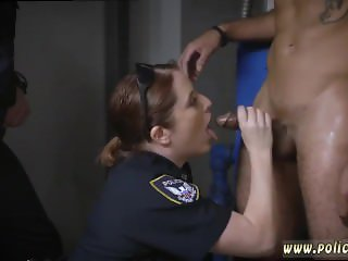 Huge police and milf fisting They won't