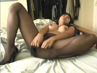 Milf sucking dick hard