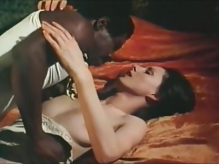Vintage slo-mo interracial