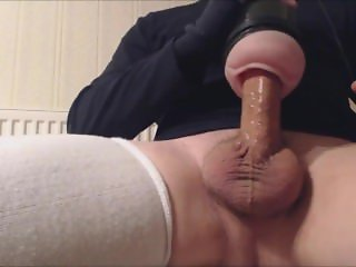 My solo 69 (Fucking pink lady and shooting a spurting load)