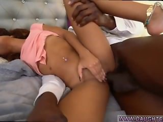 Old young cash Squirting ebony boss's