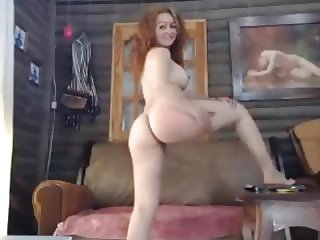 Pale big ass butt big boobs tits PWAG