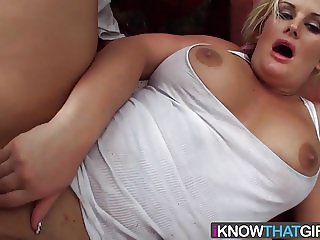 I Know That Girl - Big Soapy Tits starring Julie Cash