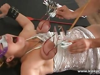 Bdsm phunishment and squirting