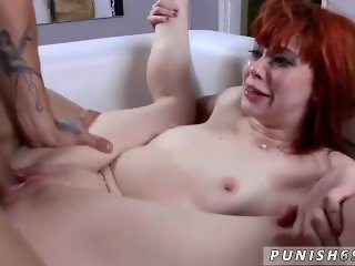 Big tit mature fuck rough and spanked