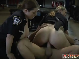 Big booty oiled milf Chop Shop Owner Gets