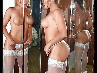 69's Sexy Mirror Strip & Tease