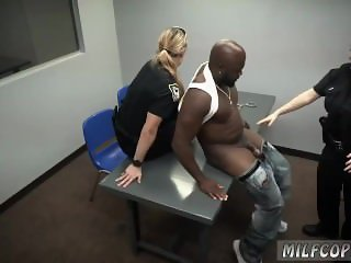 Hot amateur chick Milf Cops