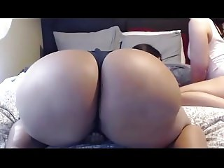 Chicks Playing on webcam