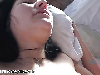 Karly gives you her asshole one more time